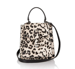 Floriana Mini White Leopard - from meli melo