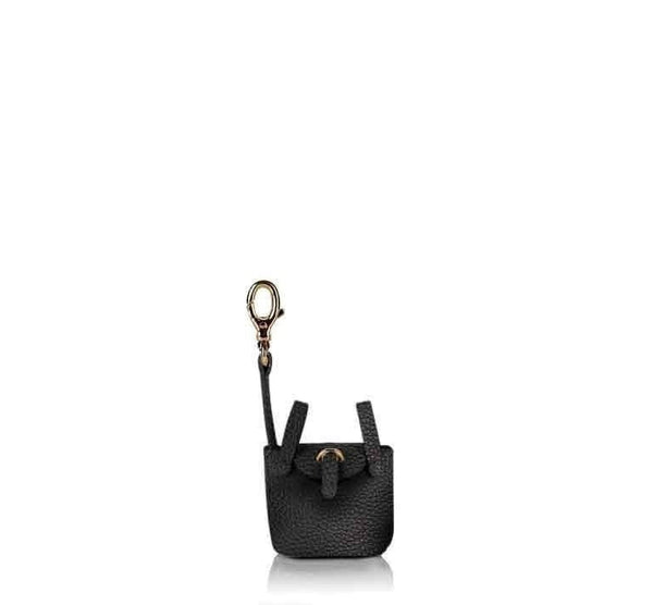 Keychain Charm Black   from meli melo