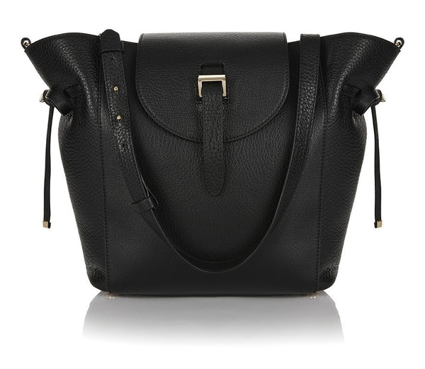 Fleming Medium Black - from meli melo