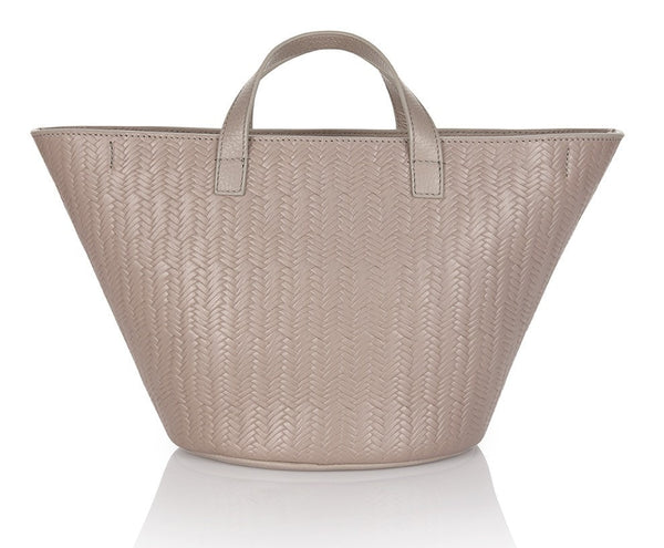 Rosalia Mini Handbag taupe   from meli melo