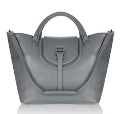 Halo Tote Bag Blue Heron