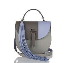 Ortensia Cross Body Bag Colour Block|Italian Handbag| meli melo