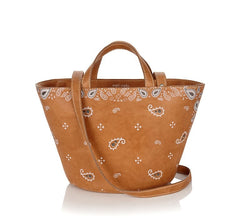 Rosalia Mini Bag Bandana Print - from meli melo