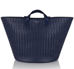 Rosalia Tote Bag Midnight Blue - from meli melo