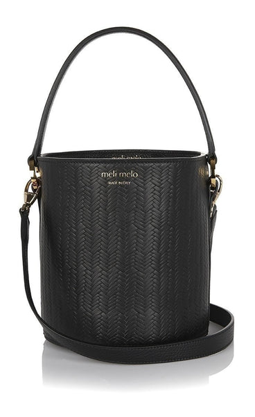 santina mini handbag black
