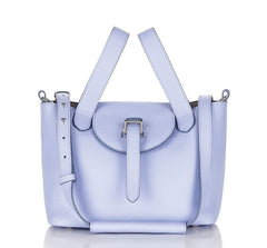 Thela Mini Cross Body Bag Pale Lavender|Italian Handbag| meli melo