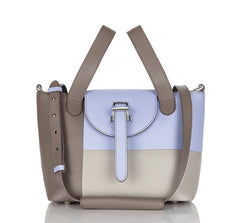 Thela Mini Cross Body Bag Colour Block