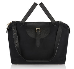 Thela Weekender Large Black - from meli melo