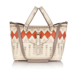 Thela Tote Bag Medium Aztec