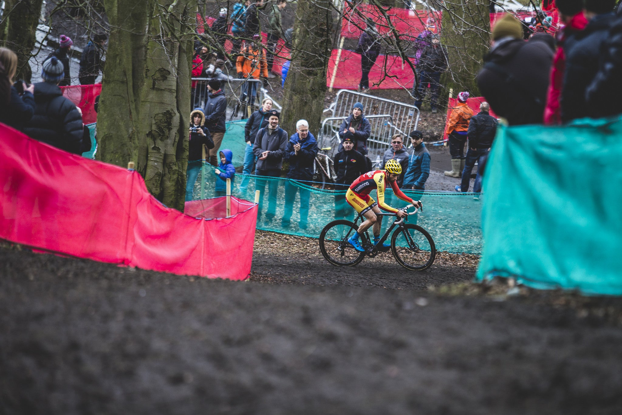 Dan Monaghan - UK National Cyclo-Cross Championships