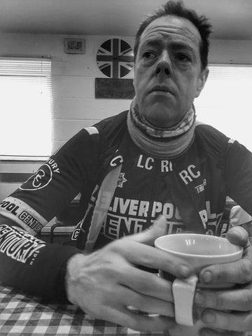 Trevor Gornall, Liverpool Century Road Club, Speedrun 1 Prees