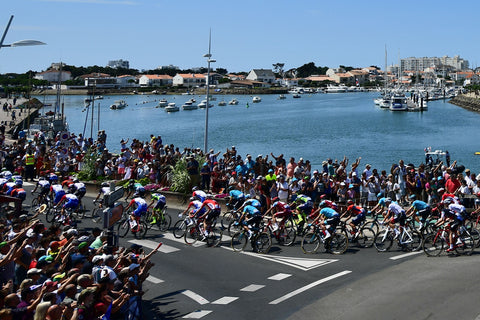 Huge crowds on stage one of 2018 Tour de France