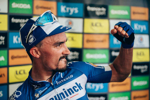 Julian Alaphilippe Deceuninck-Quick Step Tour de France Winner Stage 3 2019