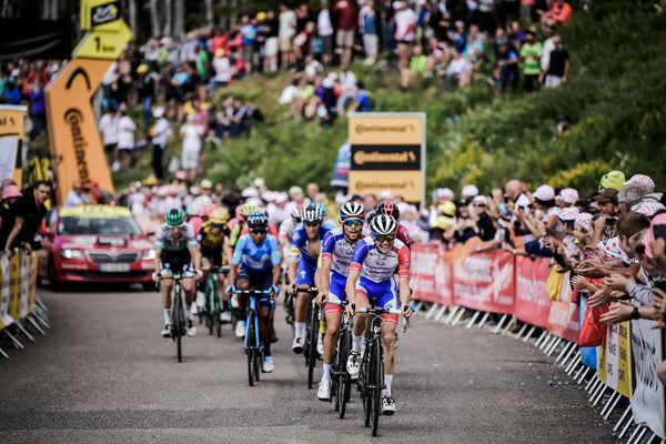 David Gaudu Groupama - FDJ mountain domestique stage 14 Tour de France 2019 Tourmalet