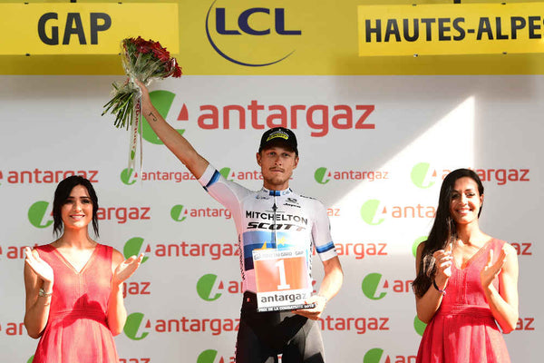 Matteo Trentin Mitchelton-Scott Stage 17 winner Tour de France 2019 Gap