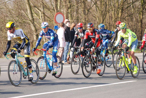 The race is on - Kuurne-Brussels-Kuurne