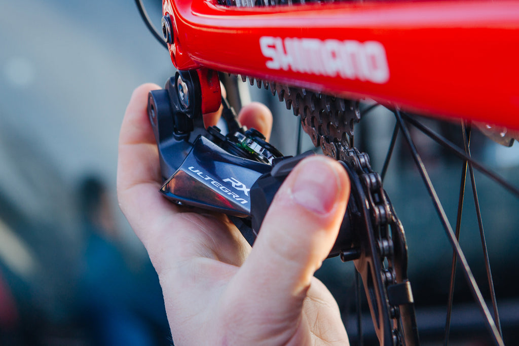 Shimano had to take a more hands-on approach than usual in order to cope with fluctuating demand and supply. Photo copyright Shimano