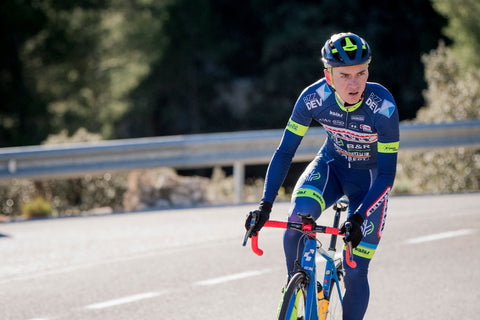 Mark McNally training in Alicante Photo (c)Kramon