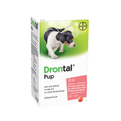 Drontal® Pup 50 ml