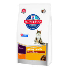 Feline Adult Urinary Health Hairball Control 3 kg