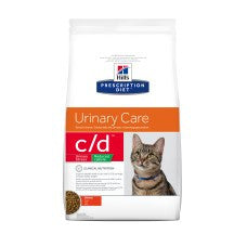 Feline C/D | Reduced Calorie | Urinary Stress Chicken