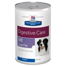 Canine I/D Low Fat I blik 12 x 360 gram