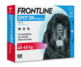 Frontline Spot-on Hond | XL 40-60 kg | six-pack