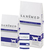 Sanimed Atopy/Sensitive maaltijdzakjes l 12 x 100 gram | kat