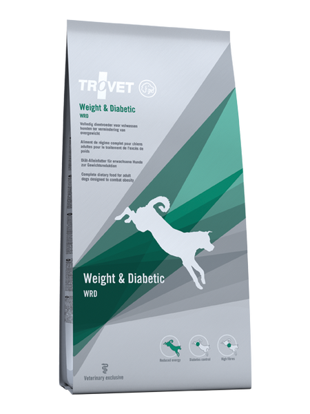 TROVET WEIGHT & DIABETIC WRD | hond