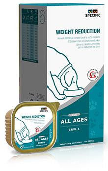 SPECIFIC® CRW Weight Reduction 6x300g