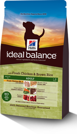 Ideal Balance Adult dog 12 kg