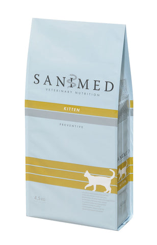 Sanimed kitten