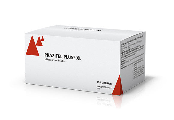 Prazitel plus XL | 10 x 10 tabletten