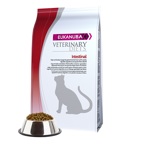 Veterinary Diets  Intestinal Formula Cat | 1,5 kg