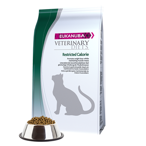 Veterinary Diets Restricted Calorie Form. Cat  | 1,5 kg
