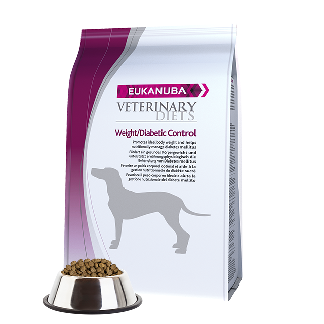 Veterinary Diets Weight/Diabetic Control Dog |  1 kg