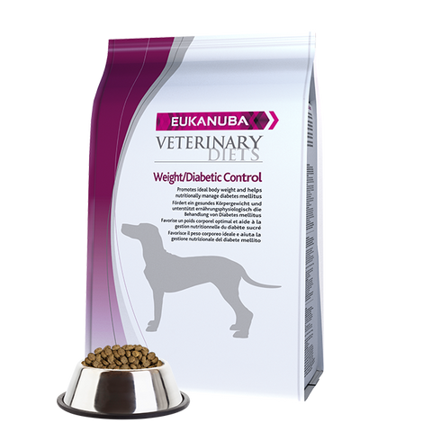 Veterinary Diets Weight/Diabetic Control Dog  | 12 kg