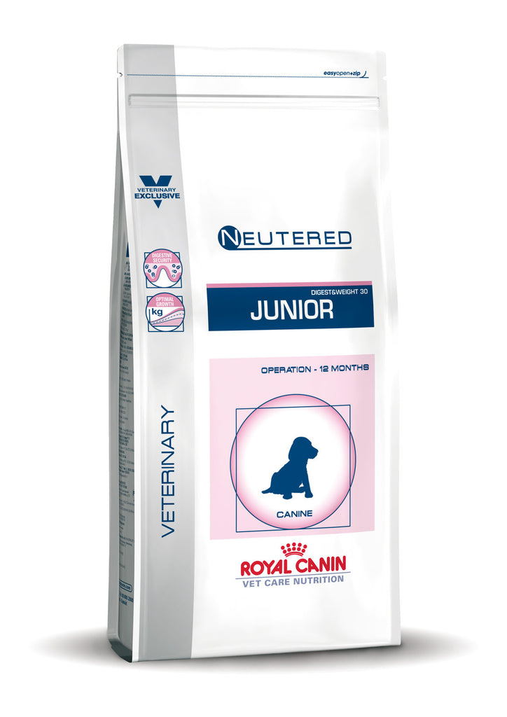 Royal Canin Junior Neutered Medium Dog