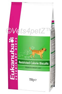 Veterinary Diets | Restricted Calorie Form. Dog | Rewards | 5x700 g
