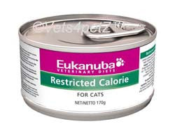 Veterinary Diets | Restricted-Calorie Cat | 12 x 170 gram