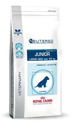 Royal Canin Junior Neutered Large dog 12 kg