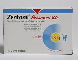Zentonil Advanced | 30 tabletten