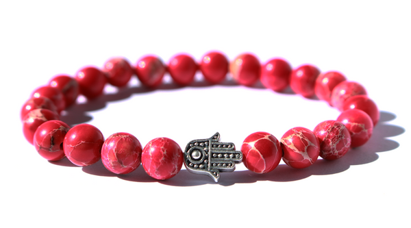 Royal Red - Hamsa