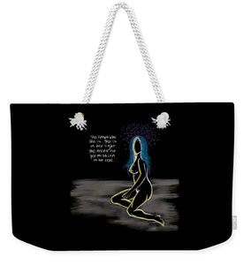 In Her Light - Weekender Tote Bag
