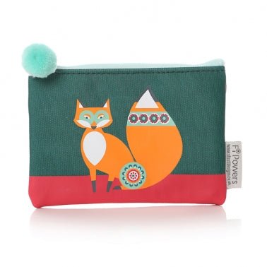 Shruti Scandi Fox Purse