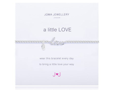 JOMA A Little Love Bracelet - Violetmai Jewellery and Gifts