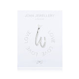 Joma Alphabet  Pave Charm Initial z - Violetmai Jewellery and Gifts