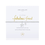 JOMA  A Little Fabulous Friend Bracelet - Violetmai Jewellery and Gifts
