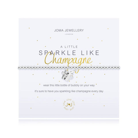JOMA A Little Sparkle like Champagne Bracelet