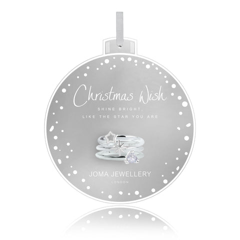JOMA A Little Christmas Wish Rings